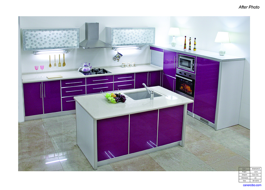 Kitchen design caner cibo for Kitchen design categories